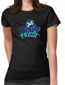 Holy Priest WoW Womens Fitted T-Shirt