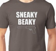 Sneaky Beaky Unisex T-Shirt