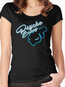 Psycho Bunny Women's Fitted Scoop T-Shirt