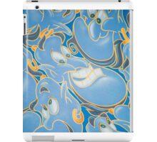 genie from aladdin. iPad Case/Skin