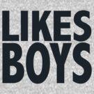 Likes Boys by mik3hunt