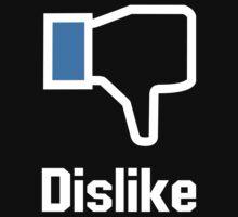 Dislike Funny Geek Nerd by utomo