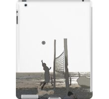 Ready for a Game! iPad Case/Skin