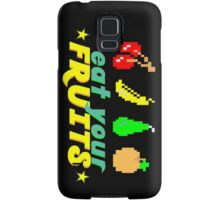 Eat Your Fruits Samsung Galaxy Case/Skin