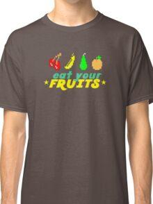 Eat Your Fruits Classic T-Shirt