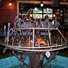 Water and Fire Fountain by Snoboardnlife