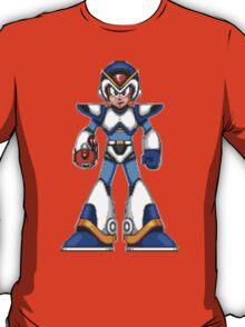 Mega Man X - Light Armor T-Shirt