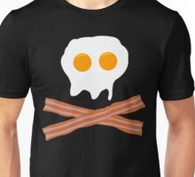 Eggs Bacon Funny Geek Nerd Unisex T-Shirt