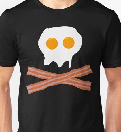 Eggs Bacon Funny Geek Nerd Unisex T-Shirt