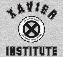 Xavier Institute X-Men Logo by nekhebit