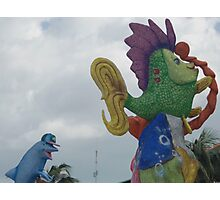 Cozumel Carnaval Photographic Print