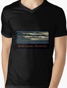 Surf, Gold Coast, Australia Mens V-Neck T-Shirt