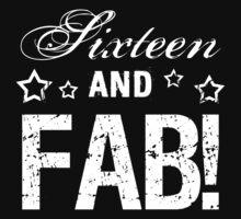 Fabulous 16th Birthday by thepixelgarden