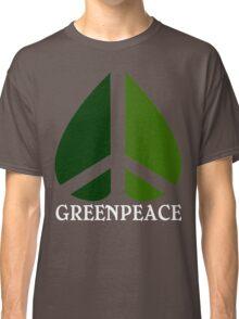 Greenpeace Funny Geek Nerd Classic T-Shirt