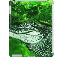 Croc Justin Beck Picture 2015084 iPad Case/Skin