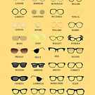 Glasses by Stephen Wildish