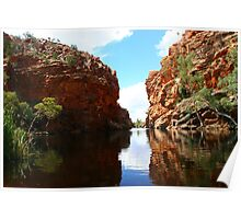 West Macdonnell Ranges XI Poster