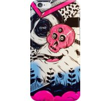 Mural by pinstripepants  iPhone Case/Skin