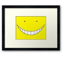 Koro-Sensei - Assassination Classroom Framed Print