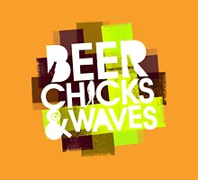 Beer Chicks and Waves II T-Shirt