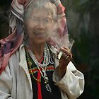 Thai Smoke - 2 by Thierry Barone