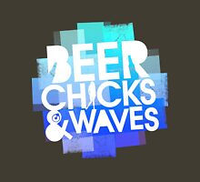 Beer Chicks and Waves IV T-Shirt