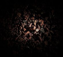 Crowded Rubble by Eric Christopher Jackson