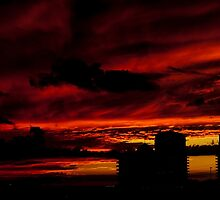 Red Sky by Eric Christopher Jackson