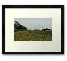 Landscape IIV Framed Print