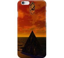 Pyramid Sunset iPhone Case/Skin