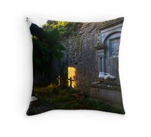 Foxhall Church, Ireland Throw Pillow