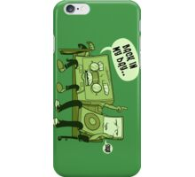 Back in my day iPhone Case/Skin