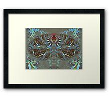 'Aperture' Framed Print