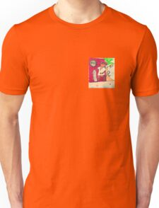Skateboarder Rasta Mouse Unisex T-Shirt