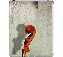 Scrolling the Wall  iPad Case/Skin