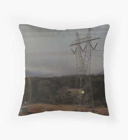 Smokey Yarra Valley 3 Throw Pillow