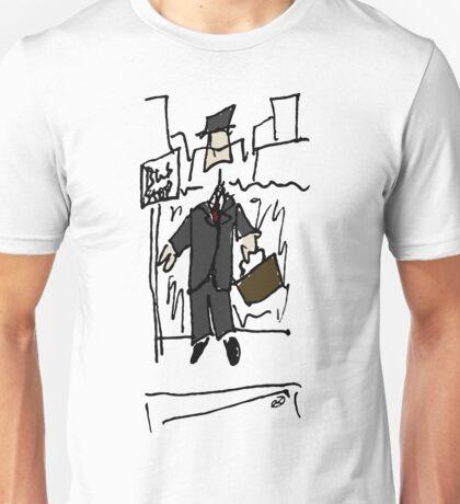The Businessman Unisex T-Shirt