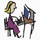 The Businesswoman by cmdrk