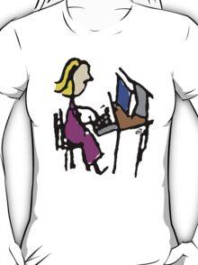 The Businesswoman T-Shirt