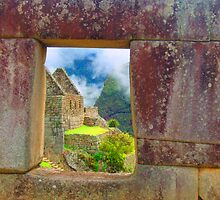 Inca Trail Window by tully