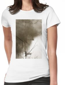 Bird, Brereton Country Park Womens Fitted T-Shirt