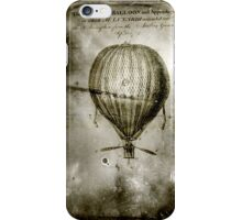 The Dream Of Flight iPhone Case/Skin