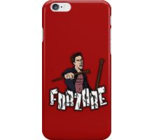 Forzare! iPhone Case/Skin