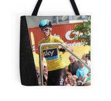 Chris Froome (1), Tour de France 2013  Tote Bag