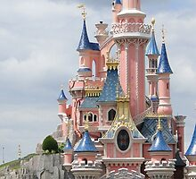 Beautys Castle by BethannieeJ