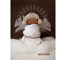 CHUNKIE Angel Photographic Print
