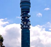 London Coms Tower by drbeaven