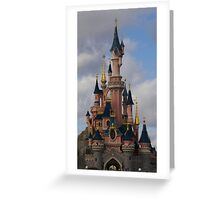 Château de Aurora Greeting Card
