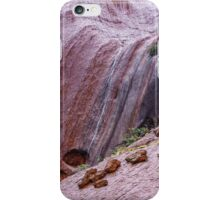 A wet Uluru iPhone Case/Skin