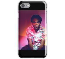 Childish Gambino Because The Internet Cover Edit iPhone Case/Skin